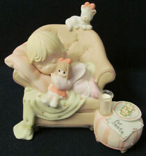 Nib 2009 Precious Moments Christmas Figurine # 101026 - Joy Comes In The Morning