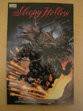 SLEEPY HOLLOW :VERTIGO SQ BOUND ONE-SHOT of MOVIE  by SEAGLE & KELLEY JONES.2000