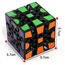 New Gear Magic Cube 3D Professional Speed Twist Children Puzzle Educational Toy