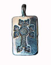 Armenia Sterling Silver Cross