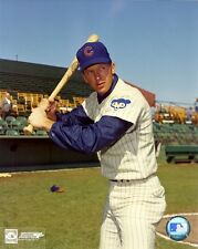 GLENN BECKERT 8x10 Vintage Closeup Photo CHICAGO CUBS Major League Baseball Star