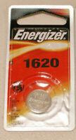 1 pc  ENERGIZER CR1620 lithium 3v battery cr 1620 EXPIRATION 03/2024