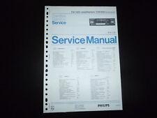 Original Service Manual  Philips 22AC660