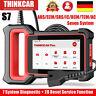 THINKSCAN Plus 7 System Car OBD2 Scanner Auto Pro Diagnosegerät SRS ABS TPMS DPF