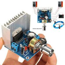 More details for tda7297 ac/dc 12v stereo digital audio amplifier 2 channel 2x15w module board uk