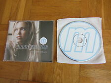 MANDY MOORE I Wanna Be With You 2000 EUROPEAN collectors CD single