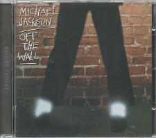 Michael Jackson - Off The Wall - Special Edition CD (2009) Excellent Condition