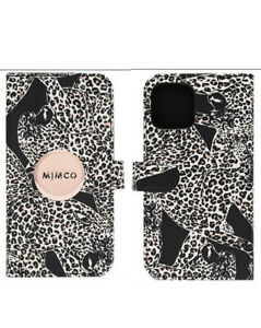 💜💜💜$89 Mimco New Flip Case Wild Tribe For iPhone 11 Pro Case Pouch Wallet
