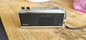 Vintage sony radio icf 300. Master piece 10 year chance!!