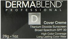 Dermablend Professional Cover Creme SPF 30 - 1 oz - Natural Beige (Chroma 2 1/8)