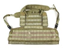 Eagle Industries MLCS Khaki Black Buckle RRV Rhodesian Recon Vest Chest Rig NSW