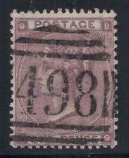 Britain 1862 Mi. 20 I Used 40% 6 P, Regina, V.