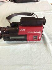 JVC VideoMovie camcorder GR-45 VHS C 1980's Vintage