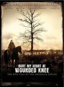 Bury My Heart at Wounded Knee DVD Yves Simoneau(DIR) 2007