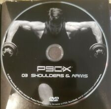 Beachbody P90X - Shoulders & Arms - 1 Replacement Workout Dvd Only
