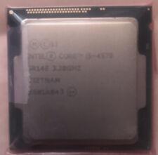 New listing Intel Core i5-4570 Quad Core 3.20Ghz(3.6max) Lga1150 Desktop Processor Cpu Sr14E