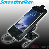 SmoothTalker Car Cradle Pass Through Dock Antenna Coupler Apple iPhone 7 Plus 8+