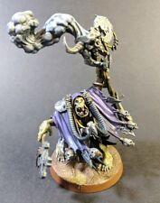 Warhammer 40k - Ork Weirdboy Painted & Based