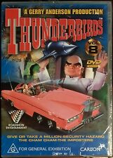 Thunderbirds : Vol 8 (DVD, 2003)  BRAND NEW & SEALED