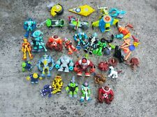 Fisher price planet heroes action figures Lot