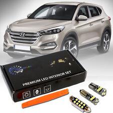 Hyundai Tucson 2016+ Premium LED Innenraumbeleuchtung Set 7 SMD