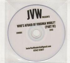 (HE606) JVW, Who's Afraid Of Virginia Woolf? Part lll - DJ DVD