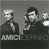 Amici Forever - Defined (CD 2005) New/Sealed