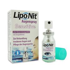 Liponit Augenspray Sensitive 1er Pack (1 x 10 ml)