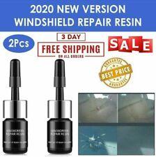 Car Windshield Repair Kit Automotive Glass Nano Repair Fluid Windshield