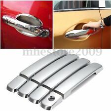 ABS Chrome Side Door Handle Cover Trim For Nissan Qashqai 2007-2011 8Pcs/Set