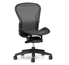 Herman Miller Aeron Basic Ergonomic Home Office Desk Task Chair Size C No Arms