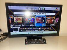 "Samsung 19"" HD Flatscreen TV UE19F4000AW Black Plus Controller"