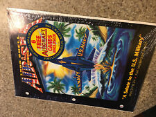 1998 Shell Air & Sea SHOW, 6 Sealed Cards/Card Aircraft of The World, 141 1708