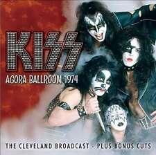 Kiss - Agora Ballroom 1974 NOUVEAU CD