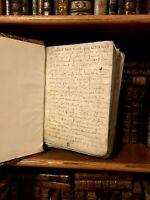 1688-1750 PARCHMENT MANUSCRIPTS BOOK - Compendium of Antique Documents