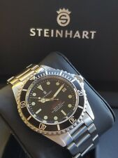 Steinhart Ocean One Red / Submersible 1000, Automatic Watch, Great Deal!