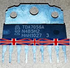 TDA7056A Integrated Circuit Case Dip18 Make NXP Semiconductors