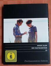 Woody Allen Der Stadtneurotiker DVD OVP Aufklappbuch Pappe
