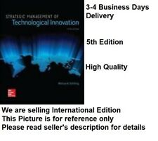 Strategic Management of Technological Innovation 5e Global Edition