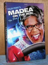 Tyler Perry's Madea On The Run: The Play (DVD, 2016) funny stage comedy NEW
