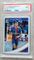 2018 Donruss Optic Kylian Mbappe #53 PSA 9 FRANCE ⚽️GREAT INVESTMENT💎