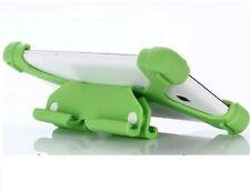 Étuis, housses et coques verts universels en silicone, caoutchouc, gel pour téléphone mobile et assistant personnel (PDA)