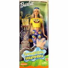 Barbie Loves Spongebob Squarepants Doll
