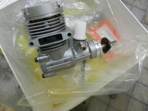 Enya 40XZS Pro C/L Two stroke Nitro Glow Engine w/Muffler Rare Vintage