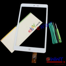 """White LCD Touch Screen Unit + Tool for Chuwi Hi8 8.0"""" Tablet HSCTP-489-8 ZVLU084"""
