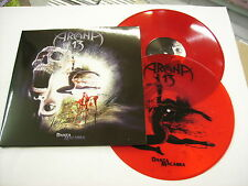 ARCANA 13 - DANZA MACABRA - 2LP RED SPLATTER VINYL + POSTER - NEW COPY # 099/100
