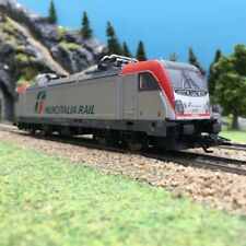 Loco TRAXX DC3 494 007-1 4 Mercitalia Rail digital son 3R-HO 1/87-MARKLIN 36658