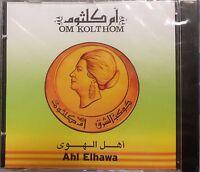 Ahl Elhawa   Oum Kalthoum (Artist)  CD Arabic Music