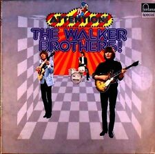 ATTENTION ! - The Walker Brothers ! - LP - washed - cleaned - # L 1.154