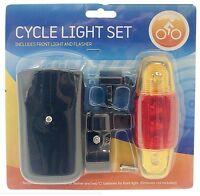 FAHRRADBELEUCHTUNG SET Fahrradlicht Fahrradlampe Fahrrad Beleuchtung